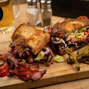 D.L.T. Sandwich
